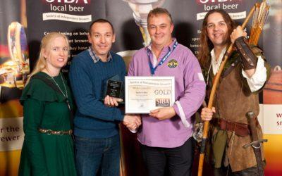 Brewery Wins 5 Award
