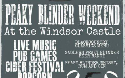 Peaky Blinder Weekend 23rd-24th February