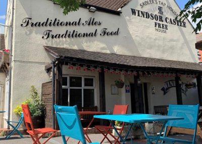 Windsor sunshine