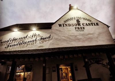 sunset windsor