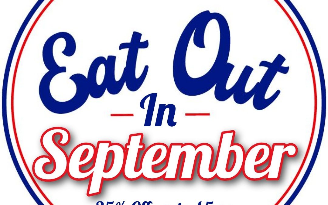 Eat Out September